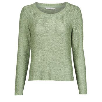 Oblačila Ženske Puloverji Only ONLGEENA Zelena