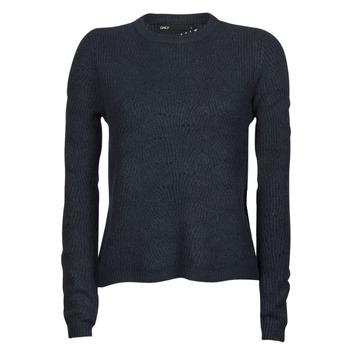 Oblačila Ženske Puloverji Only ONLLOLLI Modra