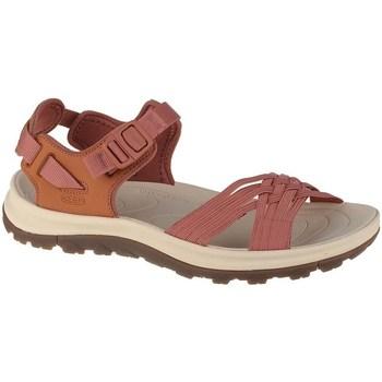 Čevlji  Ženske Sandali & Odprti čevlji Keen Wms Terradora II Open Toe Roza