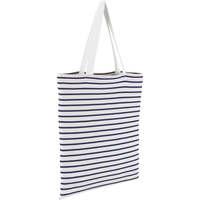 Torbice Nakupovalne torbe Sols BOLSA DE COMPRA Azul