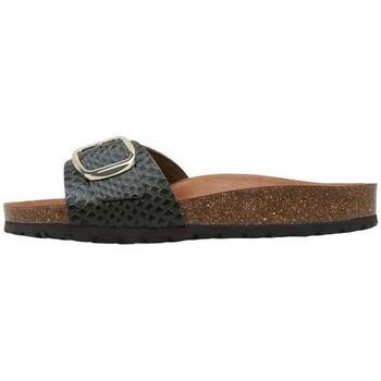 Čevlji  Ženske Natikači Senses & Shoes  Kaki