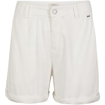 Oblačila Ženske Kratke hlače & Bermuda O'neill Essentials Bela