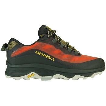 Čevlji  Moški Nizke superge Merrell Moab Speed Črna
