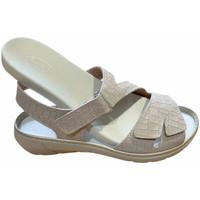 Čevlji  Ženske Sandali & Odprti čevlji Calzaturificio Loren LOQ6973bei blu