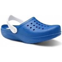 Čevlji  Moški Cokli Feliz Caminar Zuecos Sanitarios Kinetic - Modra