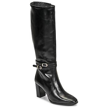 Čevlji  Ženske Mestni škornji    Fericelli PLIET Črna
