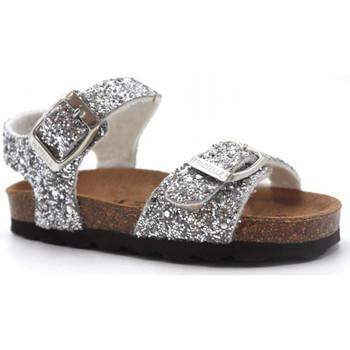 Čevlji  Deklice Sandali & Odprti čevlji Pastelle Salome Srebrna