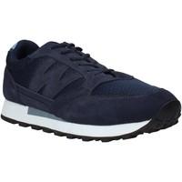 Čevlji  Moški Nizke superge Melluso U93200X Modra