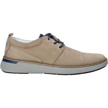 Čevlji  Moški Čevlji Derby Valleverde 17884 Bež