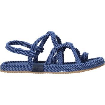 Čevlji  Ženske Sandali & Odprti čevlji Sara Lopez SLS21 Modra