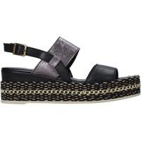 Čevlji  Ženske Sandali & Odprti čevlji Bueno Shoes 21WS5200 Črna