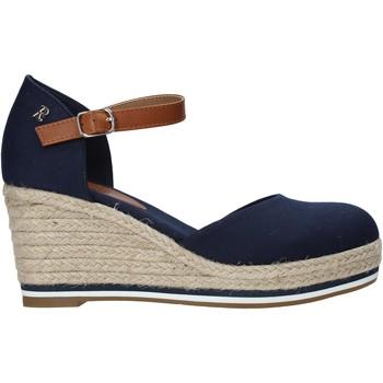 Čevlji  Ženske Sandali & Odprti čevlji Refresh 72740 Modra