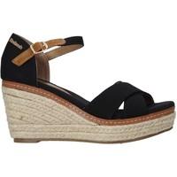 Čevlji  Ženske Sandali & Odprti čevlji Refresh 72879 Črna