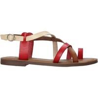 Čevlji  Ženske Sandali & Odprti čevlji Refresh 72655 Rjav