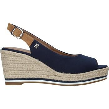 Čevlji  Ženske Sandali & Odprti čevlji Refresh 72693 Modra