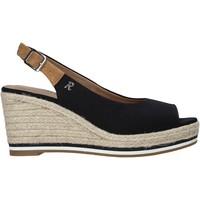 Čevlji  Ženske Sandali & Odprti čevlji Refresh 72693 Črna