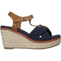 Čevlji  Ženske Sandali & Odprti čevlji Refresh 72878 Modra