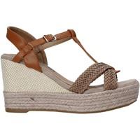 Čevlji  Ženske Sandali & Odprti čevlji Refresh 72661 Rjav