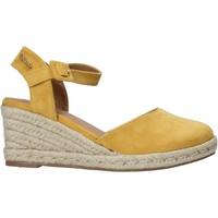 Čevlji  Ženske Sandali & Odprti čevlji Refresh 72858 Rumena