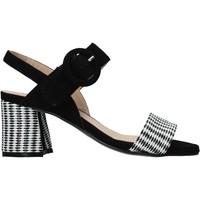 Čevlji  Ženske Sandali & Odprti čevlji Carmens Padova 45107 Črna