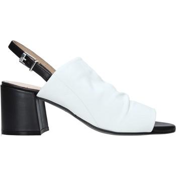 Čevlji  Ženske Sandali & Odprti čevlji Carmens Padova 45416 Biely