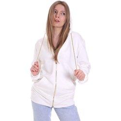 Oblačila Ženske Puloverji Cristinaeffe 4963 Biely