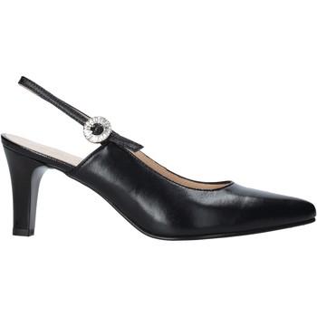 Čevlji  Ženske Sandali & Odprti čevlji Soffice Sogno E20036 Črna