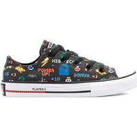 Čevlji  Otroci Nizke superge Converse 670351C Črna
