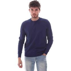 Oblačila Moški Puloverji Key Up 2M50U 0001 Modra