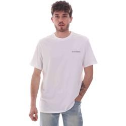 Oblačila Moški Majice s kratkimi rokavi Dockers 27406-0115 Biely