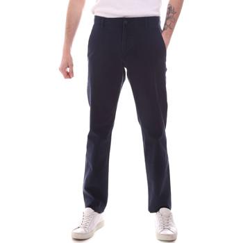 Oblačila Moški Hlače Chino / Carrot Dockers 55775-0002 Modra