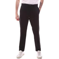 Oblačila Moški Hlače Chino / Carrot Dockers 79645-0013 Črna
