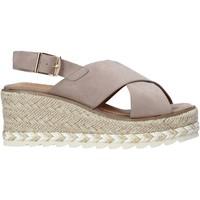 Čevlji  Ženske Sandali & Odprti čevlji Refresh 72854 Siva
