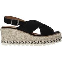 Čevlji  Ženske Sandali & Odprti čevlji Refresh 72854 Črna