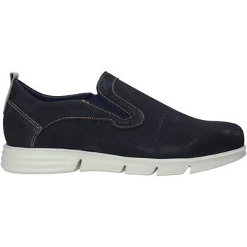 Čevlji  Moški Slips on Rogers 3020-NOB Modra