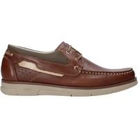 Čevlji  Moški Mokasini & Jadralni čevlji Rogers 2871-ESC Rjav