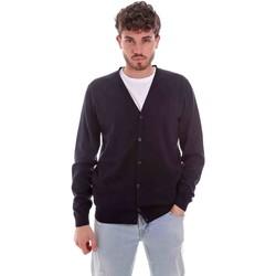 Oblačila Moški Telovniki & Jope Sseinse ME1831SS Modra