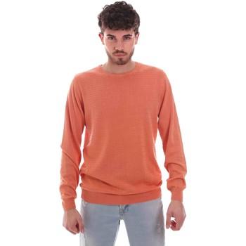 Oblačila Moški Puloverji Sseinse ME1836SS Oranžna