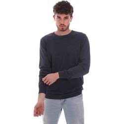 Oblačila Moški Puloverji Sseinse ME1836SS Modra