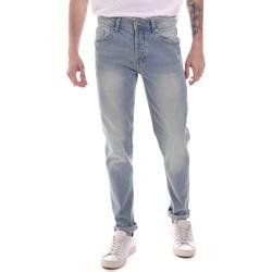 Oblačila Moški Jeans straight Sseinse PJE760SS Modra