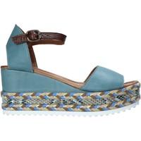 Čevlji  Ženske Sandali & Odprti čevlji Bueno Shoes 21WQ6000 Modra