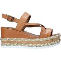 Čevlji  Ženske Sandali & Odprti čevlji Bueno Shoes 21WQ6002 Rjav