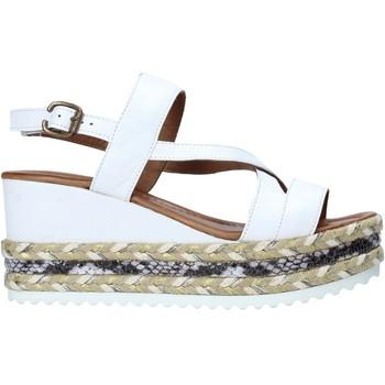 Čevlji  Ženske Sandali & Odprti čevlji Bueno Shoes 21WQ6002 Biely