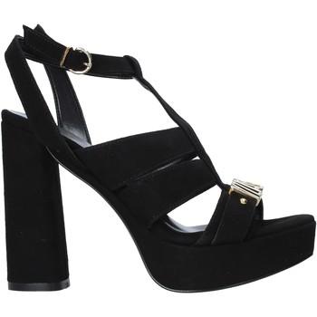 Čevlji  Ženske Sandali & Odprti čevlji Alviero Martini E128 8058 Črna