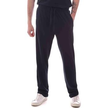 Oblačila Moški Spodnji deli trenirke  Key Up 2M977 0001 Modra