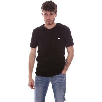 Oblačila Moški Majice s kratkimi rokavi Antony Morato MMKS01924 FA100144 Črna