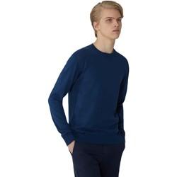 Oblačila Moški Puloverji Trussardi 52M00477-0F000668 Modra