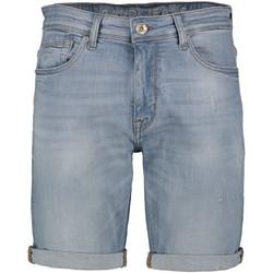 Oblačila Moški Kratke hlače & Bermuda Gaudi 111GU26037 Modra