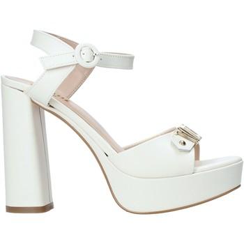 Čevlji  Ženske Sandali & Odprti čevlji Alviero Martini E129 8578 Biely