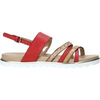 Čevlji  Ženske Sandali & Odprti čevlji Alviero Martini E087 422A Rdeča